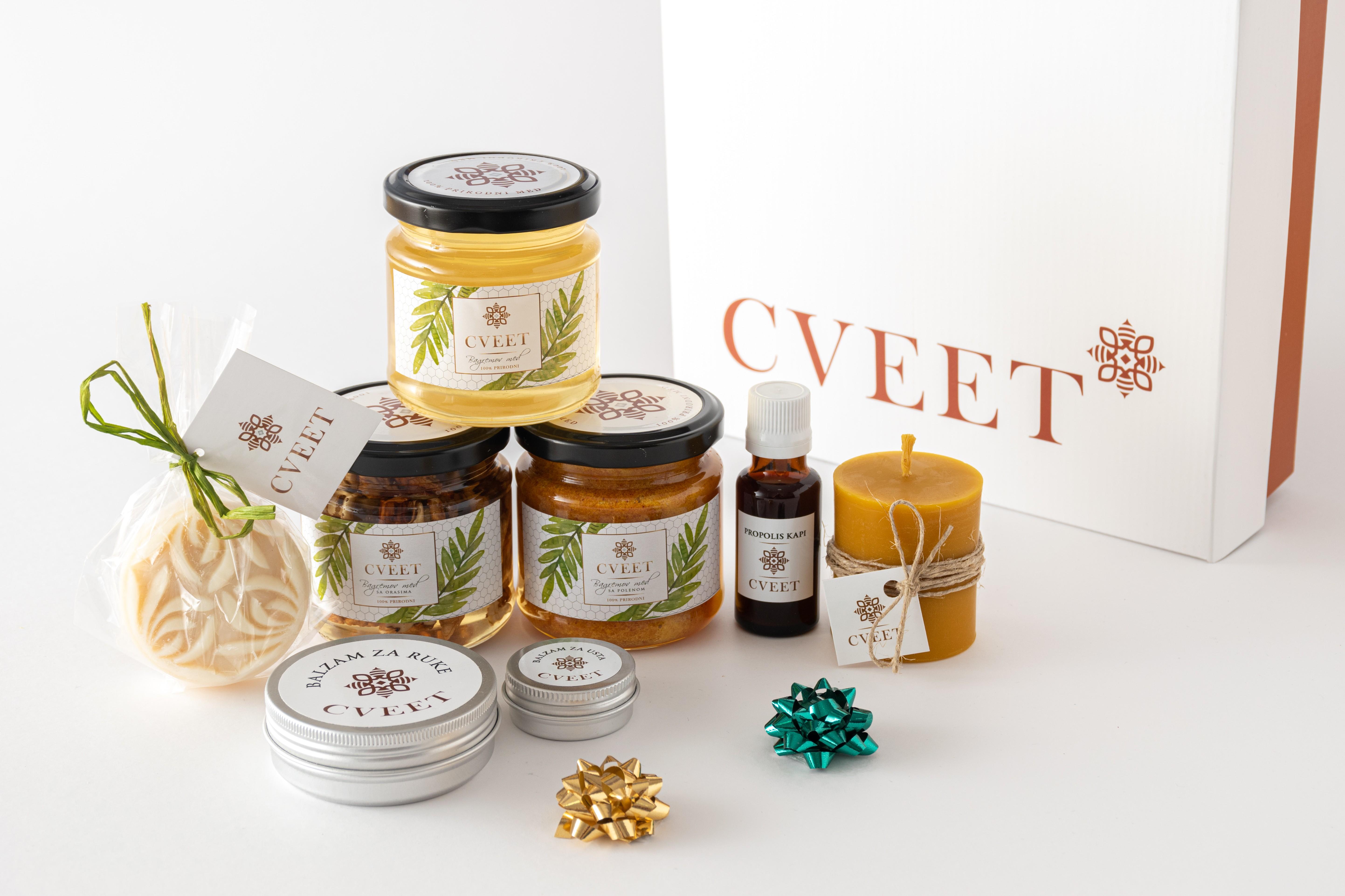 Poklon paket Cveet box