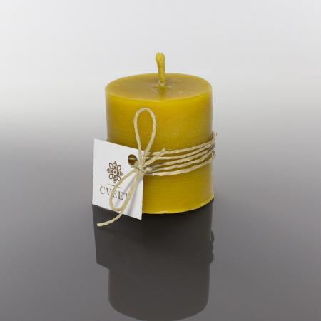 Sveća od pčelinjeg voska - neobojena