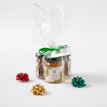Poklon paketi - Poklon pakovanje tri teglice meda