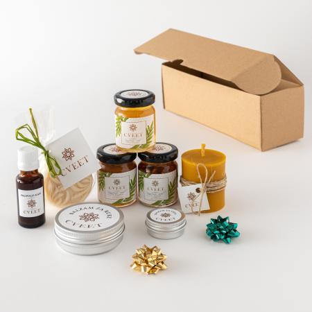 Poklon paketi - Mini cveet box - poklon kutija